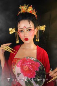 Cổ Trang Sexy Đắc Kỷ